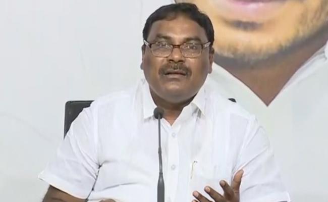 MLA Merugu Nagarjuna Comments On Chandrababu - Sakshi