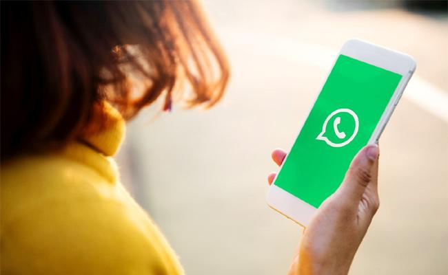 Whatsapp Harassment Cases file in Hyderabad - Sakshi