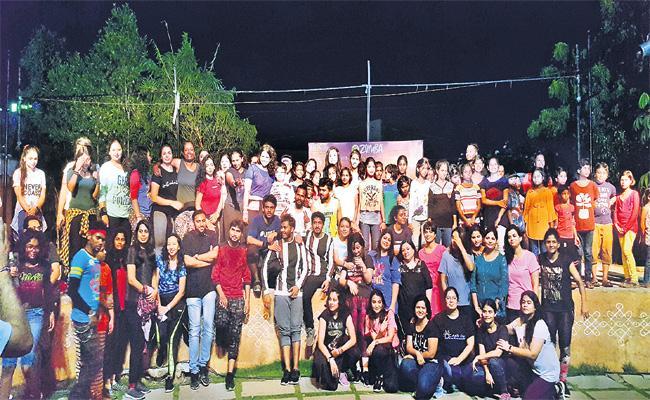 Fitness Programme For Social Service - Sakshi
