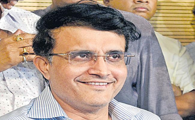 Sourav Ganguly Will Call BCCI AGM Meeting - Sakshi