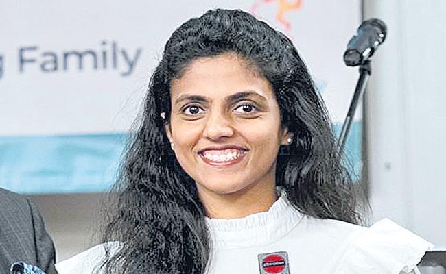 Dronavalli Harika Entered Into Top Ten In World Chess Rankings - Sakshi
