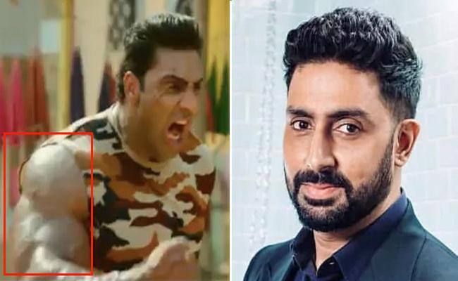 Actor Abhishek Bachchan Responds To Meme Made On Him - Sakshi