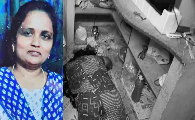 Husband Killed Wife in Visakhapatnam - Sakshi