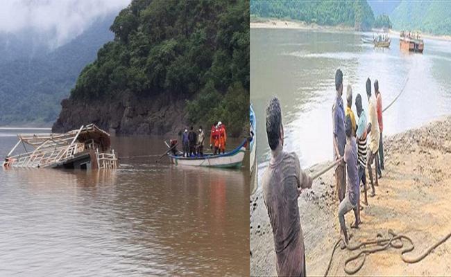 More Dead Bodies Found In East godavari Boat Capsizes - Sakshi