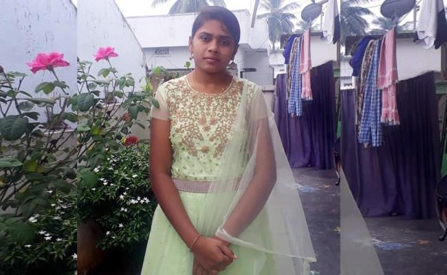 Degree Student Chandini Missing From Home in Visakhapatnam - Sakshi