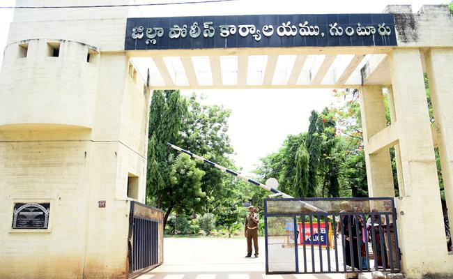 Vital Posts In Guntur district Police Department Have Been Vacated. - Sakshi