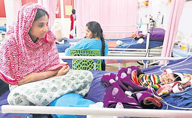 Shine Hospital Children Health Is Good In Hyderabad - Sakshi