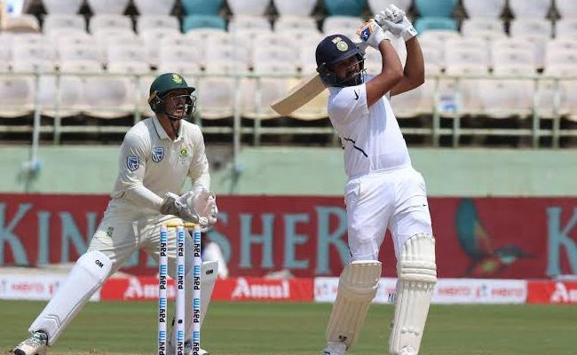 ICC Test rankings: Rohit Achieves Career Best Position - Sakshi
