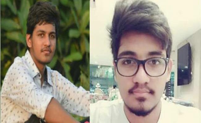 Btech Student Sri harsha Commits Suicide in College Karnataka - Sakshi