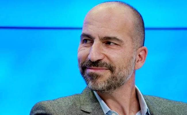 Dont fall into trap of buying cars: Uber CEO Dara Khosrwshahi advice to Indians - Sakshi