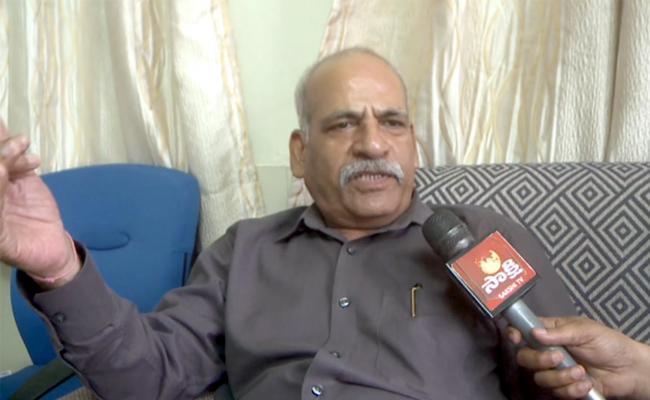 Date Finalized For Complaining On Visakha Land Scam - Sakshi