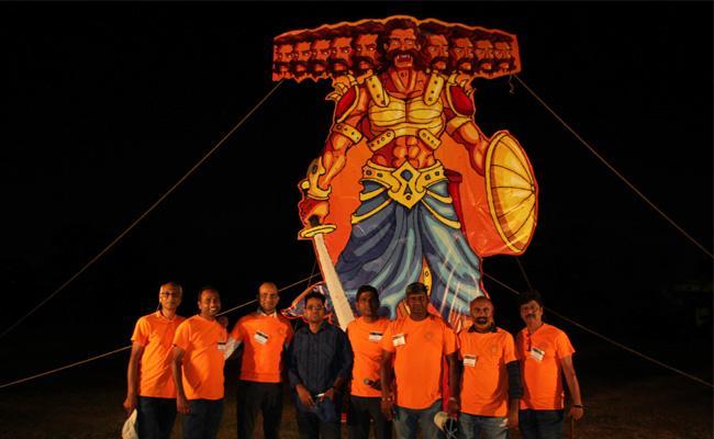 Hindu Temple Tallahassee Conduct Ram Leela Celebration In Florida - Sakshi