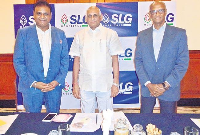Katriya Group sets up SLG Hospitals in Hyderabad - Sakshi