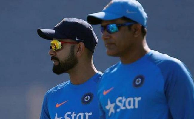 Sourav Would Have Thrust Kumble Down Virat's throat Vinod Rai - Sakshi
