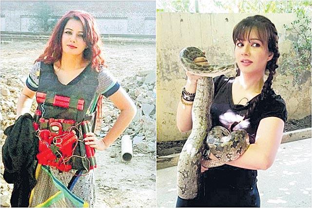 Pakistan Singer Rabi Pirzada Trolled For Threatening PM Narendra Modi - Sakshi