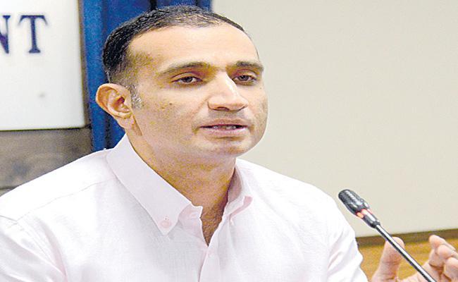 Akun Sabharwal Selected For National Service - Sakshi