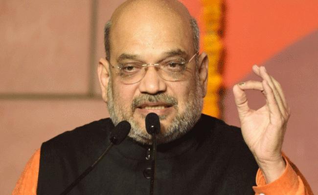 Mallepally Laxmaiah Guest Column On Amit Shah - Sakshi