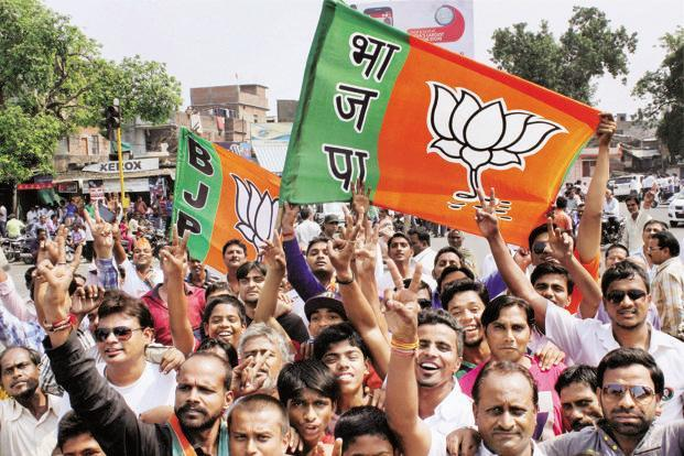 Ruling BJP Ahead In Six Seats In UP Bypolls - Sakshi