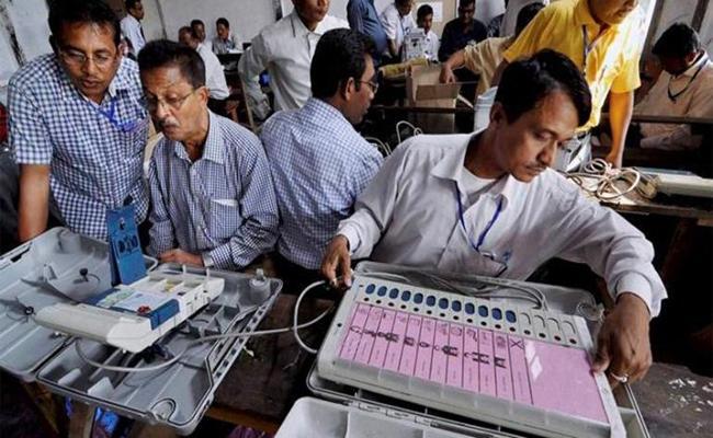 Counting of votes for Huzur nagar is on 24-10-2019 - Sakshi