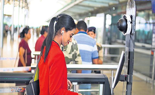Face Recognition System Ready in RGIA Samshabad - Sakshi