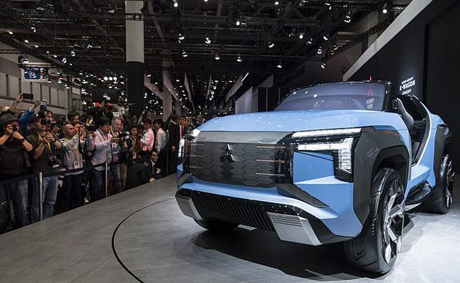 Future Cars Could Call Your Doctor: Mitsubishi - Sakshi