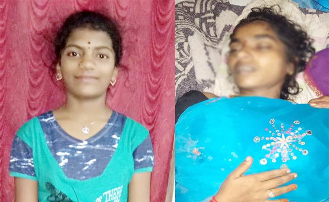 Mother Died After Daughter Death news in Srikakulam - Sakshi