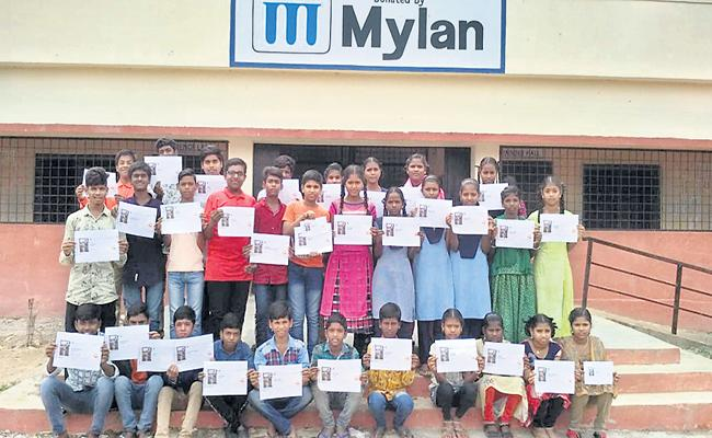 Names of students on a rare planet - Sakshi