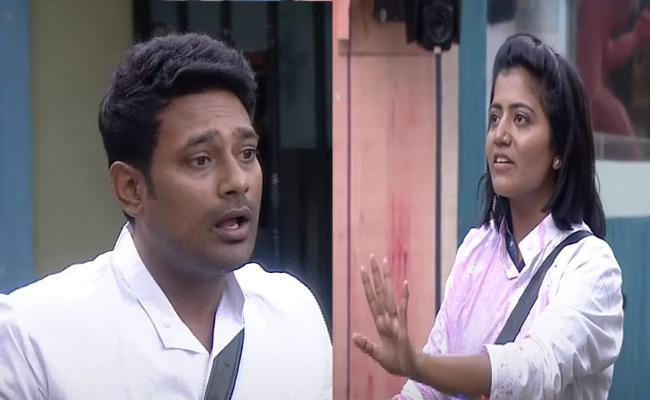 Bigg Boss 3 Telugu: Varun Fires On Shiva Jyothi In Colour Task - Sakshi