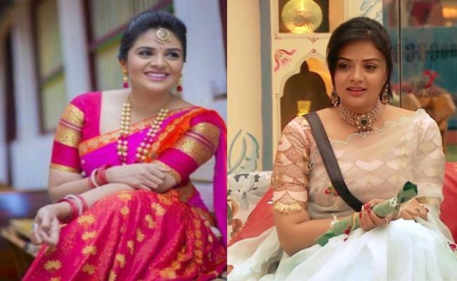 Bigg Boss 3 Telugu: Rashmi Gautam Supports To Win Srimukhi - Sakshi