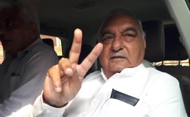 Bhupinder Hooda To Meet Sonia Gandhi In Delhi - Sakshi