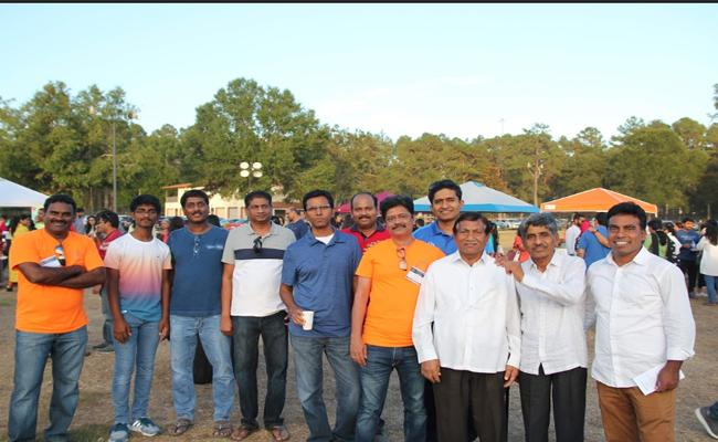 Dusserah And Diwali Celebrations Made By HTT In Florida - Sakshi