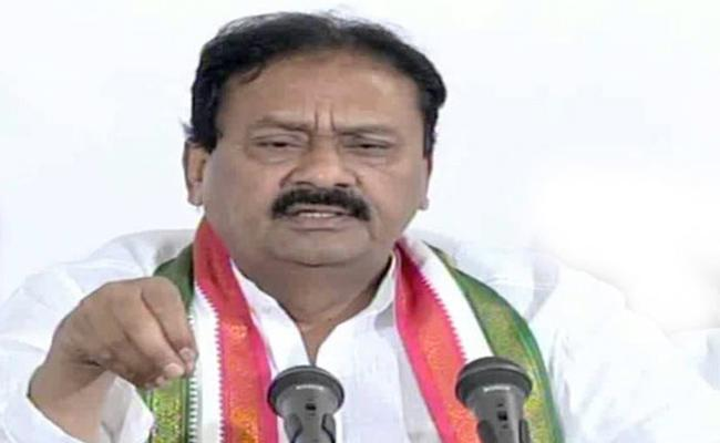 Shabbir Ali Says KCR Focus Is Only On Elections Not On Public Issues - Sakshi