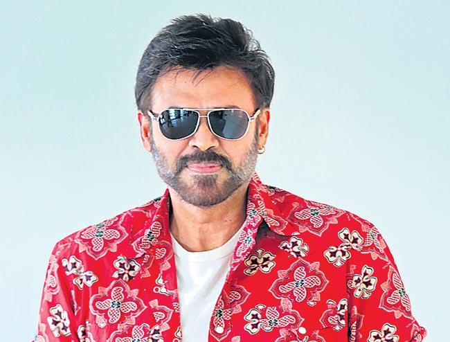 Venkatesh Daggubati in Asuran Telugu Remake - Sakshi
