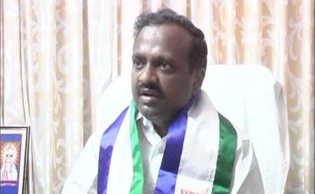 Balashouri Fires On Sujana Chowdary About Jagan Meeting With Amit Shah - Sakshi