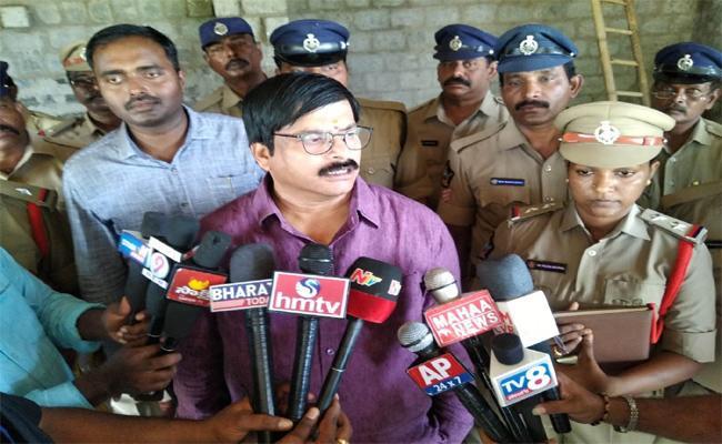 Sexual Abuse Of A Minor Girl In Santhanuthalapadu - Sakshi