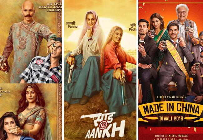 Housefull 4, Saand Ki Aankh, Made In China Day One Collection - Sakshi