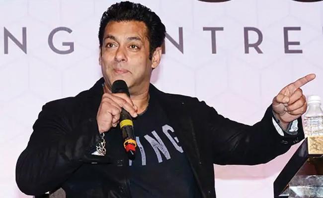 Salman Khan Speech At Dabangg 3 Movie Promotions - Sakshi