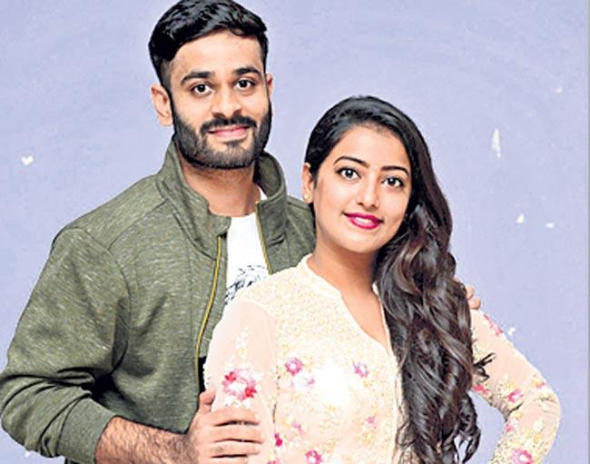 Shivan Telugu Movie Trailer Launch - Sakshi