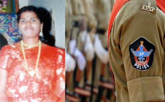 DNA Test to Police Constable in Sujatha Murder Case YSR Kadapa - Sakshi