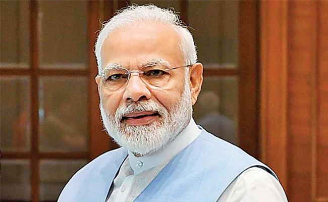 PM Narendra Modi Diwali Wishes To All Indians - Sakshi