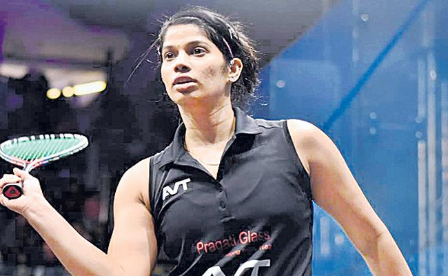 Joshna Chinappa Enter To Third Round In Squash Championship At Egypt - Sakshi