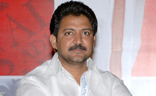 Gannavaram TDP MLA Vallabhaneni Vamsi Quits TDP - Sakshi