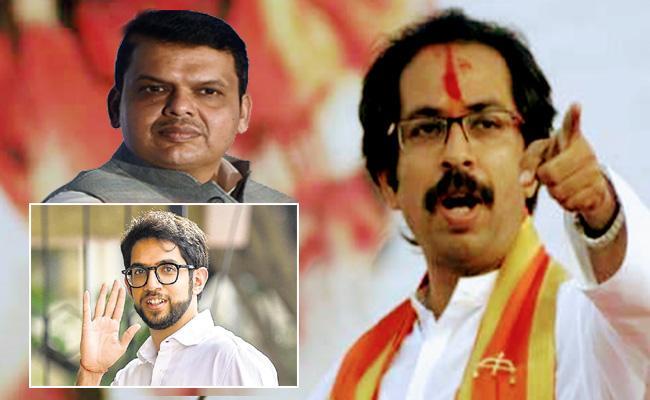 Remote Control of Power Now With Uddhav, Says Shiv Sena - Sakshi