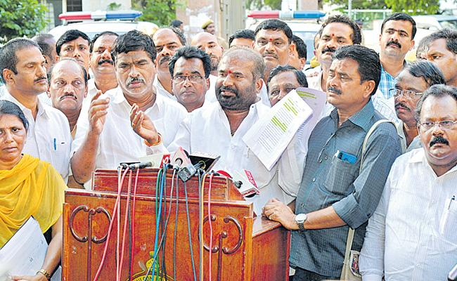 RTC Strike Union Talks With Government Panel Over Discussion Not Conclude - Sakshi