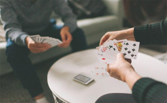 Cases on Card Players: Kamareddy SP - Sakshi