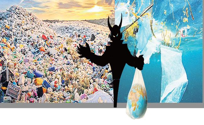 Greatest threat to humanity is plastic - Sakshi
