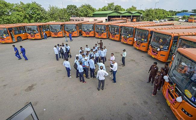 Arvind Kejriwal Says 13000 Marshals To Be Deployed In Buses From Tuesday For Womens Safety In Delhi - Sakshi