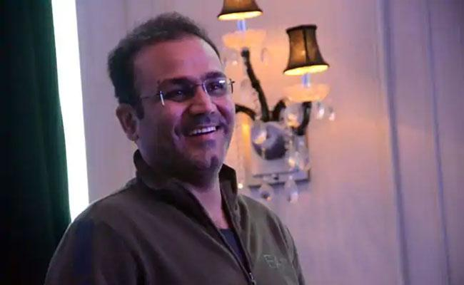Virender Sehwag Says Whatever Iam Today Is Because of Sourav Ganguly - Sakshi