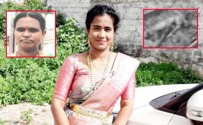 Daughter Killed Mother In Hyderabad Case Accused Keerthi Father Comments - Sakshi