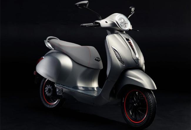 Bajaj Chetak Electric Scooter Full Details - Sakshi